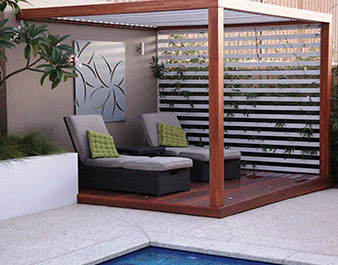 Knotwood Aluminum Decking Perth