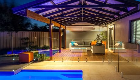 Total Backyard Transformation: Creating the perfect pool area!