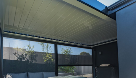 Add that Extra Touch of Class with Outdoor Blinds