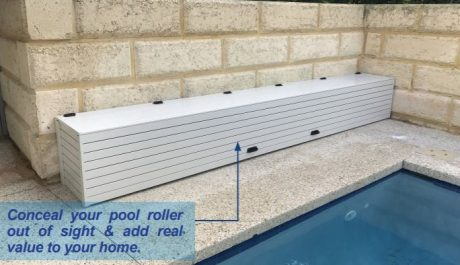 Make Your Pool Area Event Better! With a Pool Blanket Box
